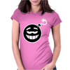 SMILE BOMB Womens Fitted T-Shirt