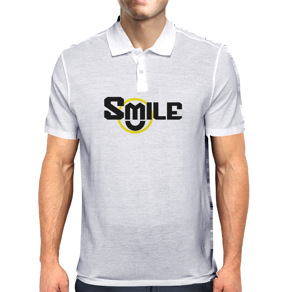 smile Mens Polo