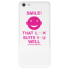 Smile That Look Suits You Well . Phone Case
