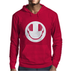 Smiley DJ Love Music Mens Hoodie