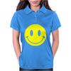 SMILEY FACE Mens Womens Polo