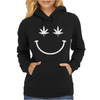 SMILEY HALTER TOP Womens Hoodie