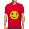 Smiley Headphones Mens Polo