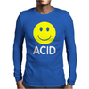 SMILEY HOuse Acid Mens Long Sleeve T-Shirt