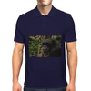 Smiling Chimpanzee Digital Art Mens Polo