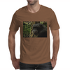 Smiling Chimpanzee Digital Art Mens T-Shirt