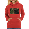 Smiling Chimpanzee Digital Art Womens Hoodie