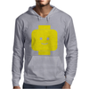 Smily Face Expression Lego Head Mens Hoodie
