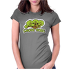 Smoke Trees Womens Fitted T-Shirt