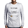 Smoke Wand Mens Long Sleeve T-Shirt
