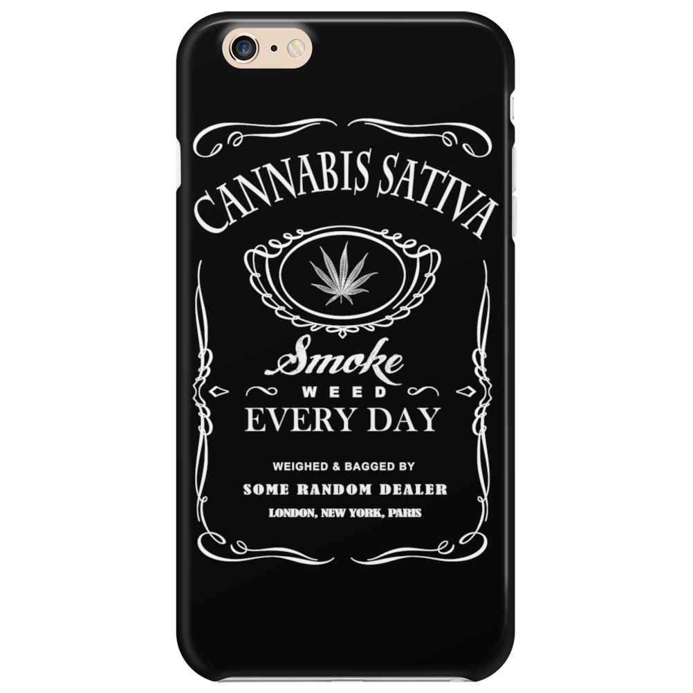 Smoke Weed Every Day Phone Case