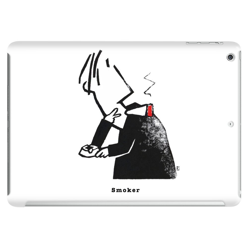 Smoker Tablet (horizontal)