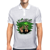 smokes pot Mens Polo