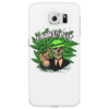 smokes pot Phone Case