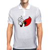 Smoking Cardinal Mens Polo