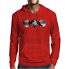 Smoking Girl Mens Hoodie