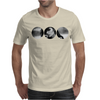 Smoking Girl Mens T-Shirt
