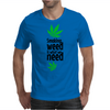 Smoking weed Mens T-Shirt