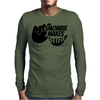 Smombie Make Selfie Mens Long Sleeve T-Shirt