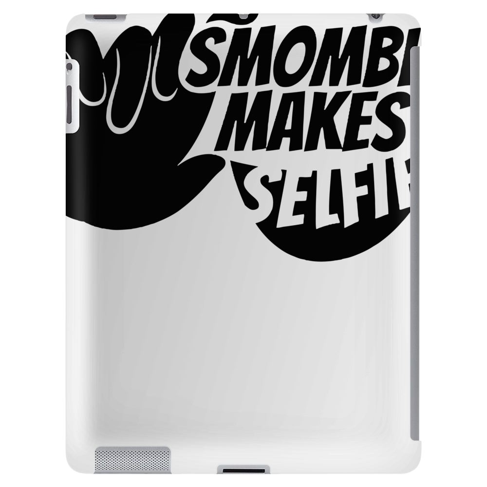 Smombie Make Selfie Tablet