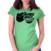 Smombie Make Selfie Womens Fitted T-Shirt