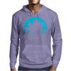 Smurf For Your Life Mens Hoodie