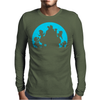Smurf For Your Life Mens Long Sleeve T-Shirt
