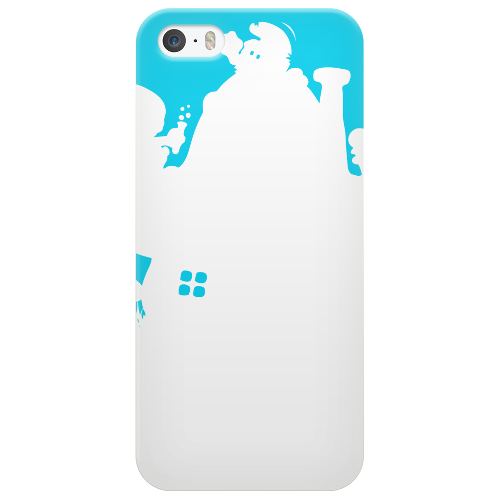 Smurf For Your Life Phone Case