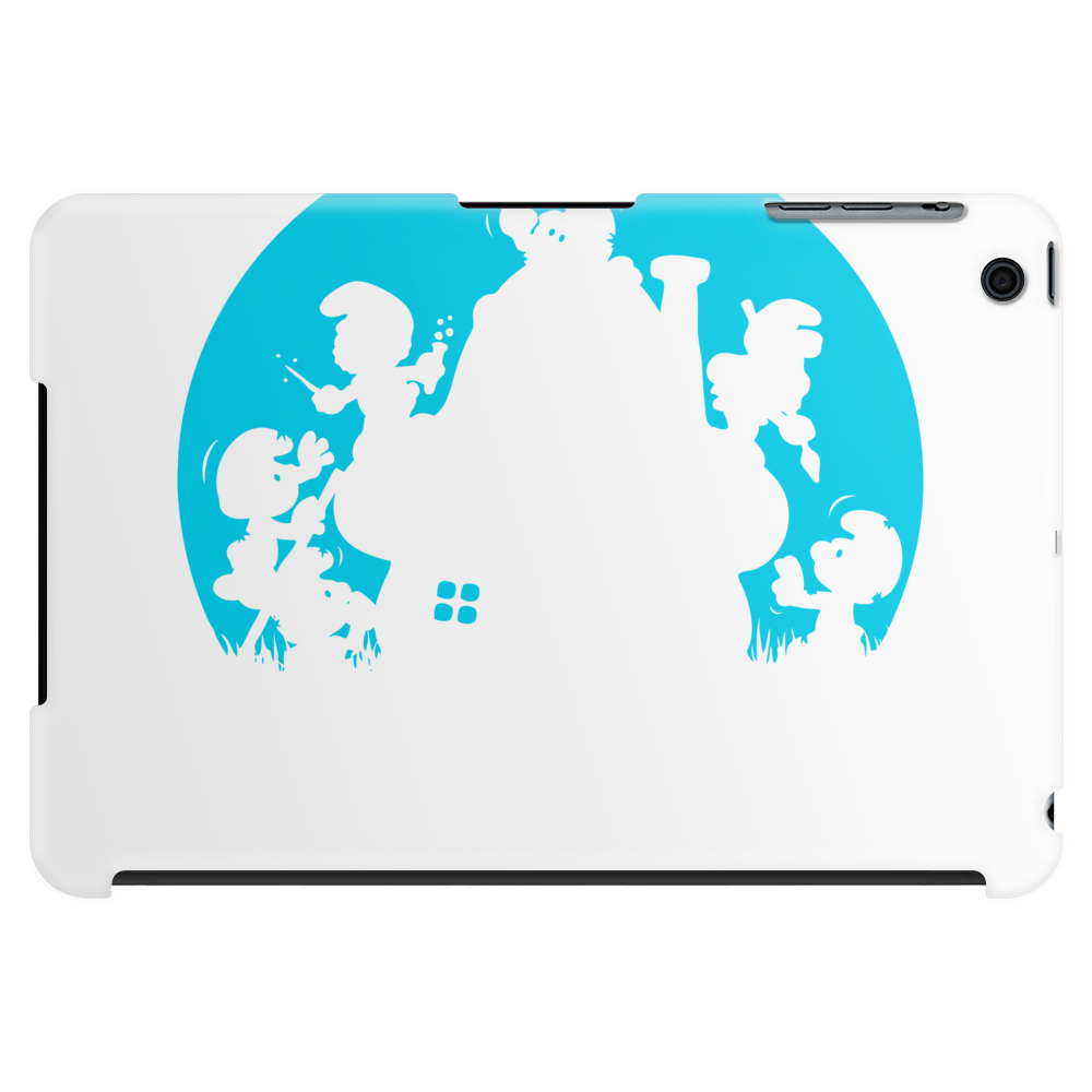 Smurf For Your Life Tablet