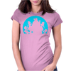 Smurf For Your Life Womens Fitted T-Shirt
