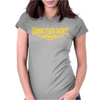 Snake Eyes Seven Womens Fitted T-Shirt