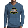 Snapchat - never too late Mens Hoodie