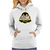 Snapchat - never too late Womens Hoodie