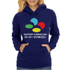 SNES Super Famicom COLOURS Womens Hoodie