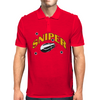Sniper decal Mens Polo