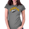 Sniper decal Womens Fitted T-Shirt