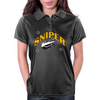 Sniper decal Womens Polo