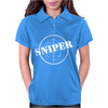 Sniper Fun Womens Polo