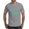 Snooker Where's The Cue Ball Going Mens T-Shirt