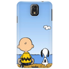 Snoopy And Charlie Brown Phone Case