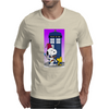 Snoopy doctorwho Mens T-Shirt
