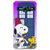 Snoopy doctorwho Phone Case