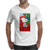 Snoopy slow time Mens T-Shirt