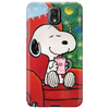 Snoopy slow time Phone Case