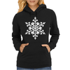 Snow Flakes - Christmas Womens Hoodie