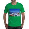 snow Mens T-Shirt
