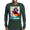 SNOW WHITE Mens Long Sleeve T-Shirt