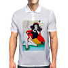 SNOW WHITE Mens Polo