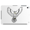 Snowy Owl Tablet (horizontal)