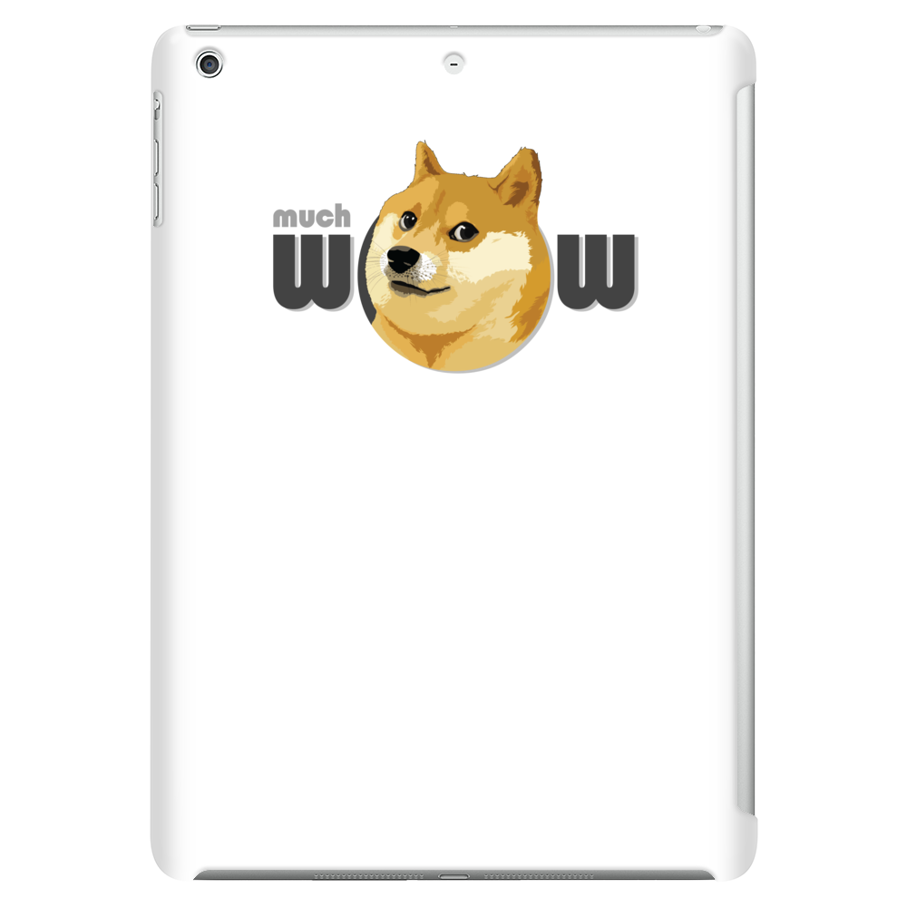 So Doge, much dog, many swag Tablet